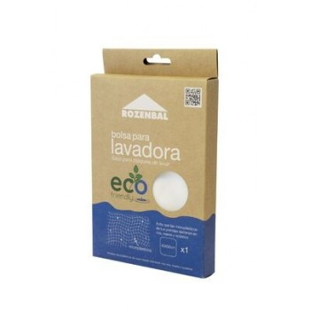 Bolsa para lavadora con recogida de microplásticos - Eco Friendly